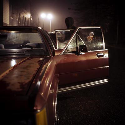 joust, patrick- Bryan and His Car, Baltimore